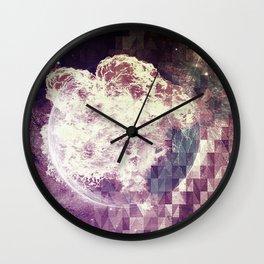 NUCLEAR WAR Wall Clock