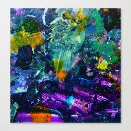 Planet S3 Canvas Print