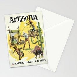 Vintage poster - Arizona Stationery Cards