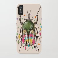 insect iPhone & iPod Cases featuring Insect VII by dogooder