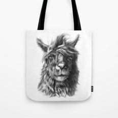 Cute Llama G2013-068 Tote Bag