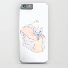 cat in a bag iPhone 6s Slim Case