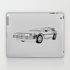 DeLorean DMC-12 Laptop & iPad Skin