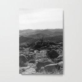 Wichita Mountains National Wildlife Refuge II Metal Print