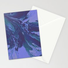 Mermaid Marble Stationery Cards