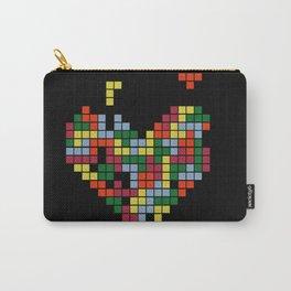 Tetris Love Carry-All Pouch