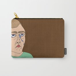 crying again Carry-All Pouch
