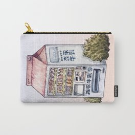 Sunset Snack Carry-All Pouch