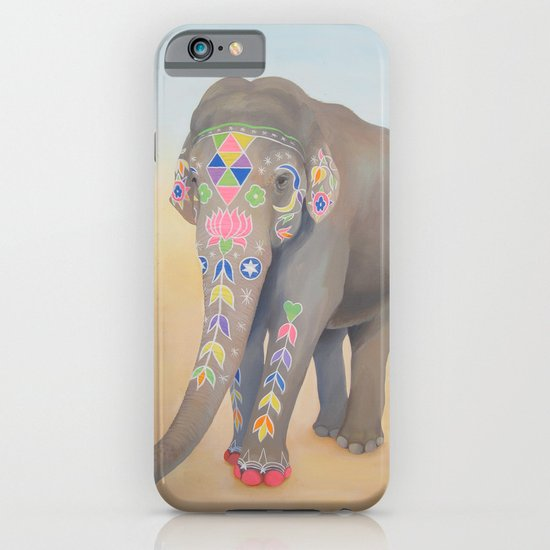 Painted Lady, Sujatha iPhone & iPod Case