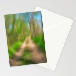 Spinning Sycamore Trail Stationery Cards