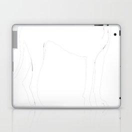Great-Dane-tshirt,-just-freaking-love-my-Great-Dane Laptop & iPad Skin