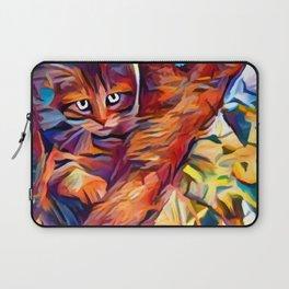 Cat in Tree Laptop Sleeve