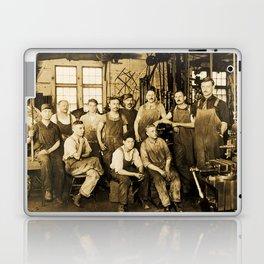 DeFrancisci & Son Macaroni Machines Laptop & iPad Skin