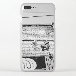 San Francisco III Clear iPhone Case