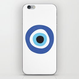 Evi Eye Symbol iPhone Skin