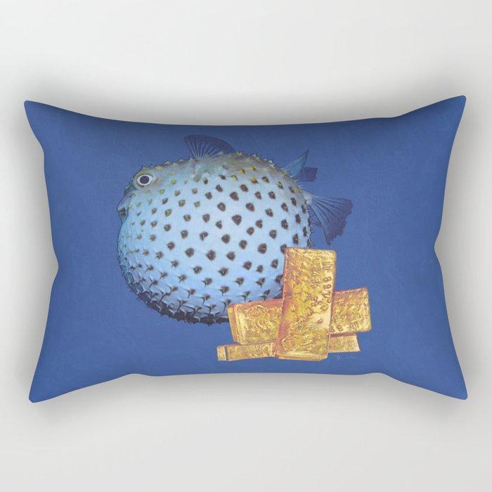 Fugubar Rectangular Pillow