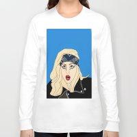 artpop Long Sleeve T-shirts featuring ARTPOP by Lord Gloria