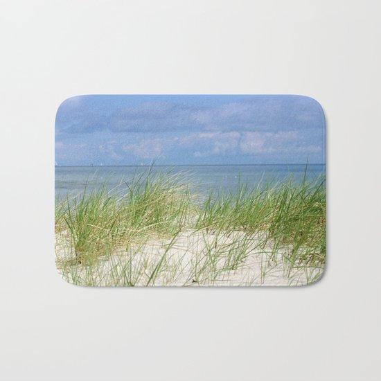 Dunes of the Baltic Sea Bath Mat