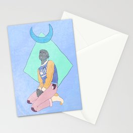 The Hound Stationery Cards