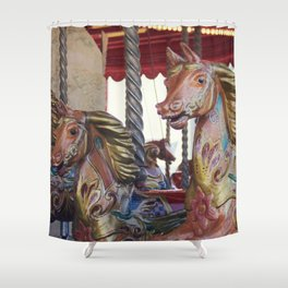 Casey And Daisy Shower Curtain