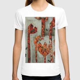 Crazy tulips T-shirt