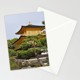 Temple of the Golden Pavillion Stationery Cards