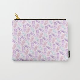 Vaporwave Pattern Carry-All Pouch