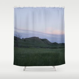 Grasslands Shower Curtain