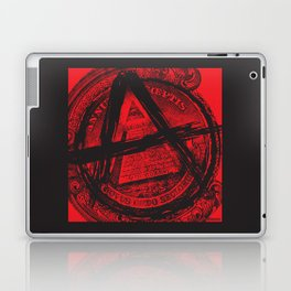 The Great (Anarchy) Seal Laptop & iPad Skin