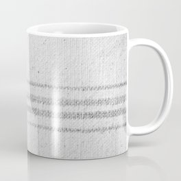 VINTAGE FARMHOUSE GRAIN SACK Coffee Mug