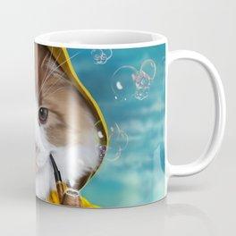 Le pêcheur/The fisherman Coffee Mug