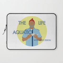 the life aquatic with steve zissou Laptop Sleeve