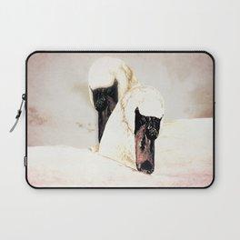 Dreamy Swans A304 Laptop Sleeve