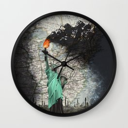 liberty oil clocks