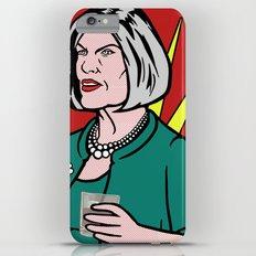 Malory Archer Lichtenstein iPhone 6s Plus Slim Case
