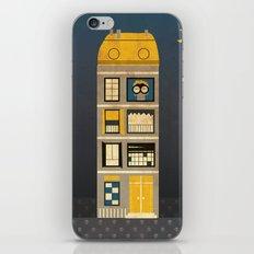 Night spy iPhone & iPod Skin
