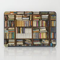 books iPad Cases featuring books by laika in cosmos