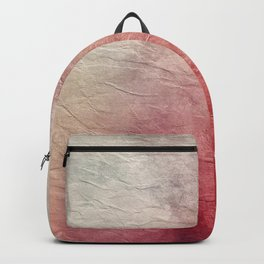 Lilac Pink Pretty Chic Vintage Paper Backpack