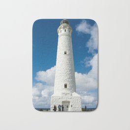 Cape Leeuwin Lighthouse, Augusta, Western Australia Bath Mat