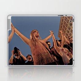 Peaceful Protest Laptop & iPad Skin
