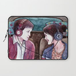 Listening Party Laptop Sleeve