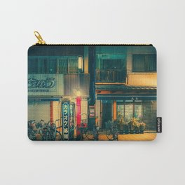 Beauty/ Japan Tokyo Night Photo Carry-All Pouch