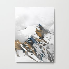 mountain 10 Metal Print