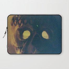 Skullflower 2 Laptop Sleeve