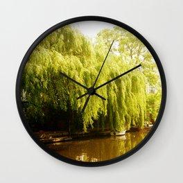 Camden Loc Wall Clock