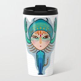 scorpio zodiac sign Travel Mug
