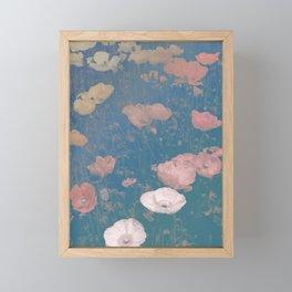 Capricious Tulips I Framed Mini Art Print