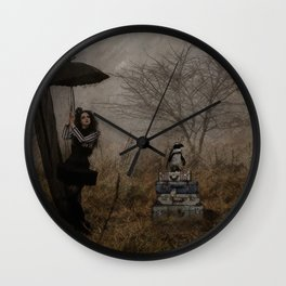 Taxi? Wall Clock
