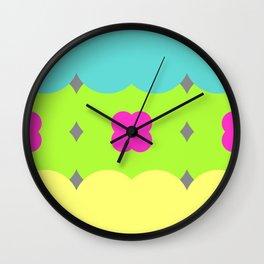 chosen way Wall Clock
