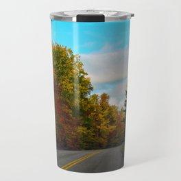 Katahdin Foliage (4) Travel Mug